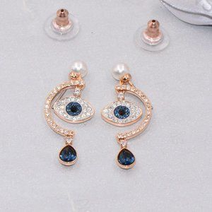 SWAROVSKI SYMBOL Guardian Eye Earrings